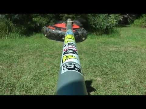 Echo Brush Cutter Shaft vibration