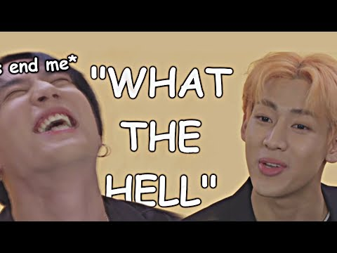 Got7 Roasting Themselves During A Whole Interview Lol