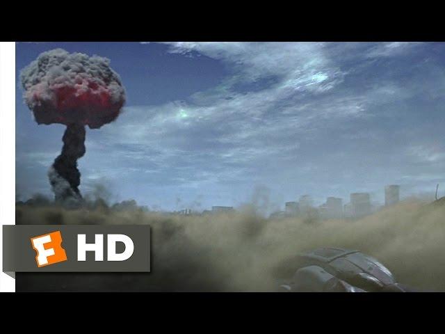The Sum of All Fears (7/9) Movie CLIP - Terrorist Attack (2002) HD