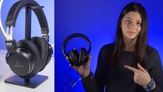 Audio Technica MSR7: What The M50x Should Have Been!