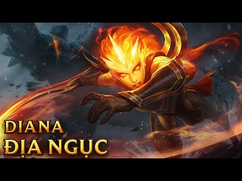 Diana Địa Ngục - Diana Hỏa Ngục - Infernal Diana