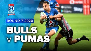 Bulls v Pumas Rd.7 2020 Super rugby unlocked video highlights