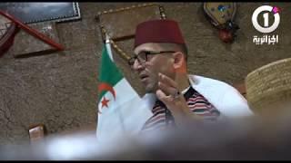 """أبو شجاع.. حكواتي من زمن """"باب الحارة"""""""