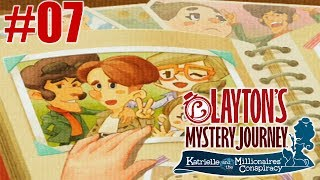 *READ DESCRIPTION*Episode 06: Happy Families & A Matter Of TimeWelcome to the newest series on the channel. Layton's Mystery Journey - Katrielle and the Millionaires' Conspiracy. If you are familiar with this series feel free to watch. If you enjoy a smaller Youtuber play this game, hit that SUBSCRIBE button to support the channel :)~Twitter~Twitter.com/ShirakoZXTV