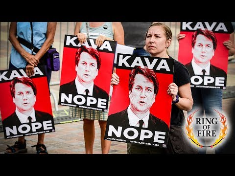 Brett Kavanaugh's Pedigree Used to Discredit His Accuser