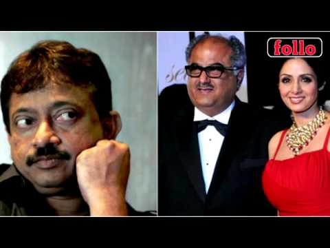 Boney Kapoor Sees Red At RGV For 'Thundering Thighs' Comment!