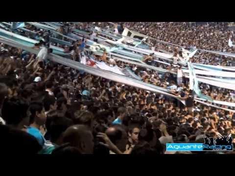 Siempre estare a tu lado - Torneo Final 2014 - La Guardia Imperial - Racing Club - Argentina - América del Sur