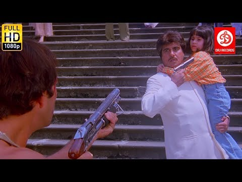 Daag The Fire Climax Action Scenes - Sanjay Dutt, Mahima Chaudhry | Bollywood Action Hindi Movies