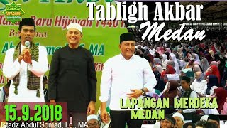 Video Tabligh Akbar Tahun Baru Islam 1440 H (Lap. Merdeka Medan, 15.9.2018) - Ustadz Abdul Somad, Lc., MA MP3, 3GP, MP4, WEBM, AVI, FLV September 2018