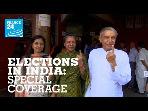 Elections In India: Special Coverage On France 24