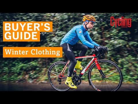 Buyer's guide to the best winter cycling clothing   Cycling Weekly