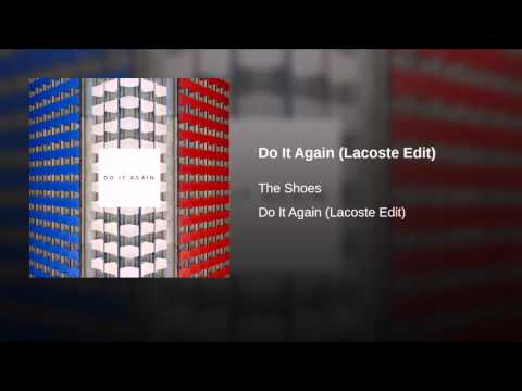 Do It Again (Song) by The Shoes