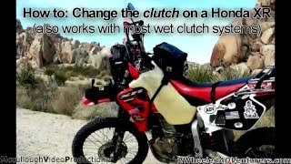 5. HOW TO: Replace/Repair a clutch