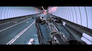 Nonton Fast   Furious 6  2013  Scene  Tunnel Chase Shaw Escapes  Film Subtitle Indonesia Streaming Movie Download