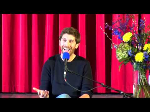 Jeff Foster Video: Dealing With Negative Thoughts, Thoughts of Failure or Unworthiness