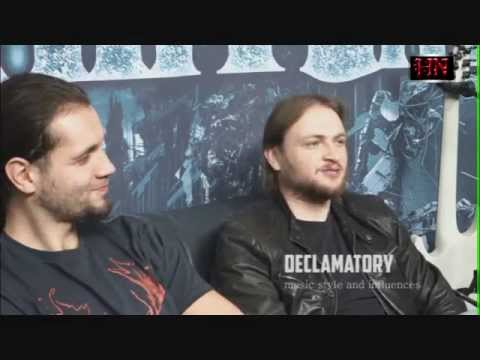 Exclusive Interview with DECLAMATORY [2012.11.22]