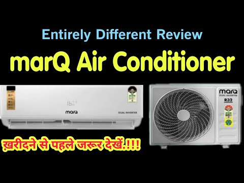 Reasons for not to buy marQ Air Conditioner | marq air conditioner review | Flipkart marq AC review