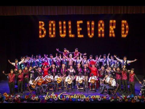 """Coro """"Boulevard Club"""" Cuartos de final Carnaval de Isla Cristina"""