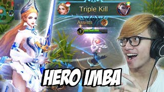 Video NEW HERO ODETTE MAGE PALING IMBA YANG PERNAH ADA ! - MOBILE LEGENDS INDONESIA #12 MP3, 3GP, MP4, WEBM, AVI, FLV Oktober 2017