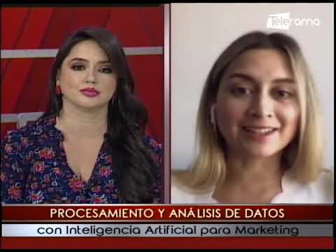 Procesamiento y análisis de datos con inteligencia artificial para marketing