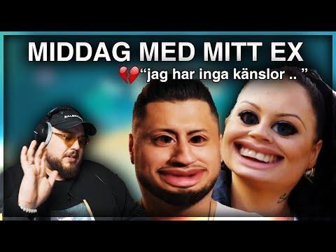 """MIDDAG MED MITT EX: """"JAG HAR INGA KÄNSLOR"""" **HAHAH**"""