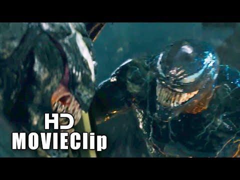 VENOM - Venom Vs. Riot - Ending Fight Scene PART 2 (2018) HD