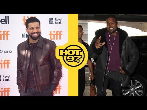 Kanye West Apologizes To Drake + Eminem Diss To MGK To Come Friday?