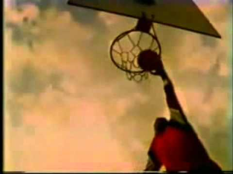 AIR JORDAN 1 COMMERCIAL: Man was not meant to fly (1985)