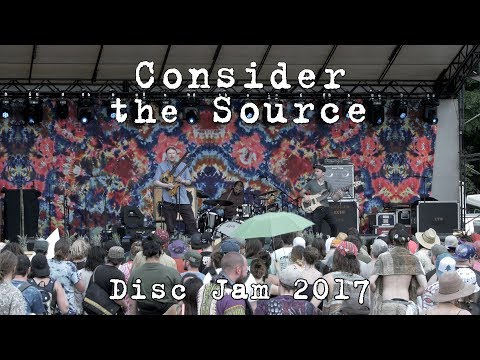 Consider The Source: 2017-06-10 - Disc Jam Music Festival; Stephentown, NY (Electric set) [4K]