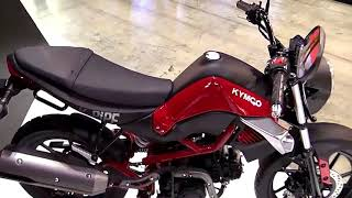 10. 2018 Kymco K Pipe 125 ABS Complete Accs Series Lookaround Le Moto Around The World