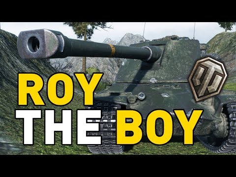 World of Tanks || Roy the Boy