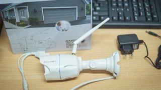 Распаковка BlitzWolf® BW-SIC1 IP67 720P HD Wireless Security Surveillance AP ONVIF Outdoor Wifi IP Camera - http://www.banggood.com/BlitzWolf-BW-SIC1-IP67-720P-HD-Wireless-Security-Surveillance-AP-ONVIF-Outdoor-Wifi-IP-Camera-p-1085200.html?p=ZN20001952918201507M