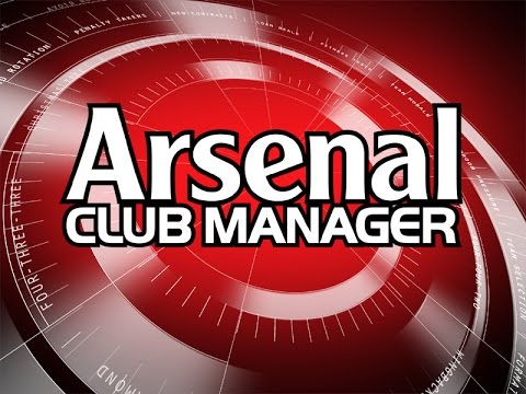 Arsenal Club Manager (Playthrough)