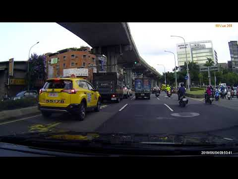 台北市 內湖路一段 汽機車 車禍