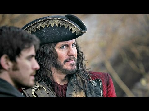 "Blackbeard: ""We're Pirates, What Do You Expect?!"" (Once Upon A Time S6E16)"