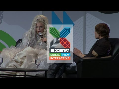 SXSW 2014 Music Keynote: Lady Gaga