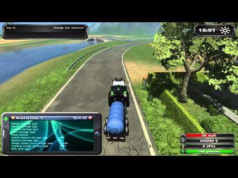 Farming Simulator 2011 Day 7, End of FS11 Educational Walkthrough
