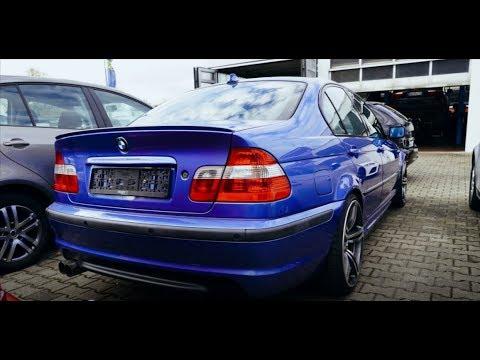 Автохлам из Германии BMW 330i E46 шпаклеванное ведро!!!