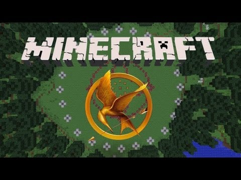 Minecraft Hunger Games - On me chasse ! [HD]