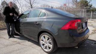 2012 Volvo S60 Review - Volvo's New S60 Is Growing A Segment, And A Brand