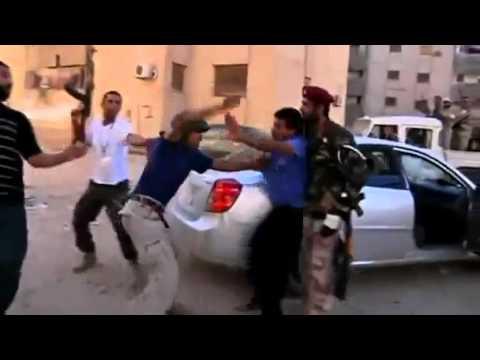 جانب من أحداث بوسليم 14-10-2011