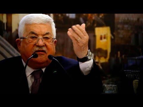 Naher Osten: Abbas lehnt Friedensplan als »Verschwörun ...