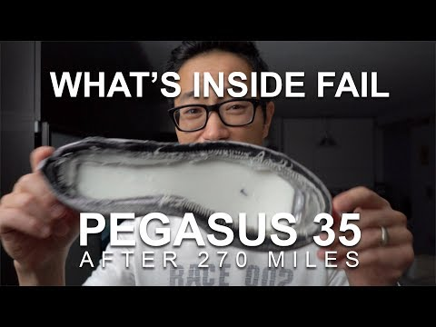 What's Inside Fail - Pegasus 35 After 270 Miles