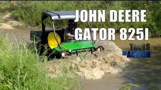 3. 2013 John Deere Gator 825i - Tough Tested Review