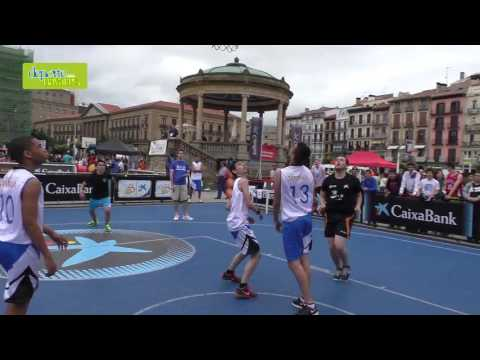 Basket Plaza 3x3 3