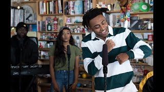 Video Aminé: NPR Music Tiny Desk Concert MP3, 3GP, MP4, WEBM, AVI, FLV Februari 2019