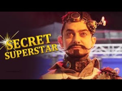 SECRET SUPERSTAR HINDI MOVIE STORY || Promotional Event Aamir Khan Zaira Wasim