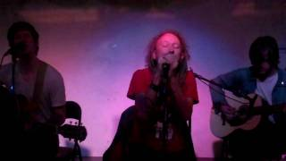 "Strike Anywhere ""Extinguish"" (live acoustic Costa Rica) 3/27/2010."