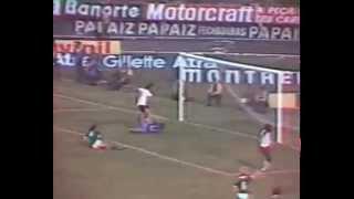 O Corinthians goleou o Palmeiras pelo placar de 5 a 1, no Morumbi, valendo pela fase única do Campeonato Paulista 1982. Com este resultado, o Corinthians terminou a sequência de 3 partidas sem vencer em confrontos contra o rival no Campeonato Paulista.