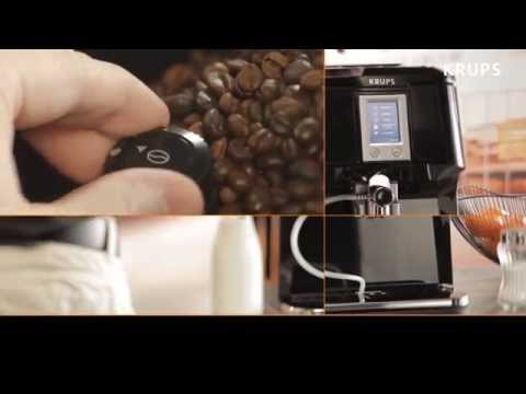 Ekspres KRUPS EA850B One Touch Cappuccino